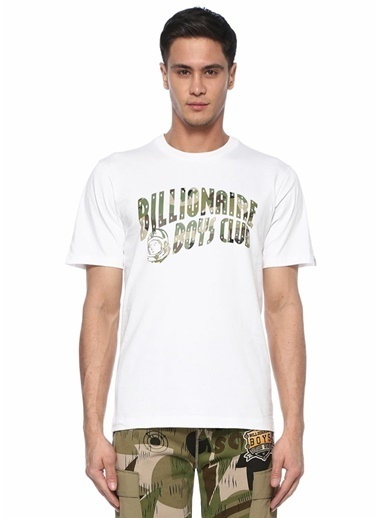 Billionaire Boys Club Tişört Beyaz